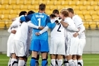 The All Whites are ranked 63rd in the world. Photo / Getty Images