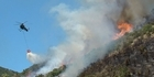 View: Huge fire at Waimate Gorge