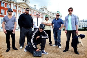 Fat Freddy's Drop have earned good reviews worldwide. Photo / Kerry Brown