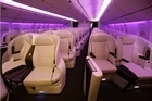 Air NZ's new Boeing 777-300 provides more comforts. Photo / Supplied