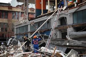 The Canterbury earthquake has led to a rare current account surplus. Photo / Sarah Ivey