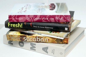 Different books to suit different tastes. Photo / Janna Dixon