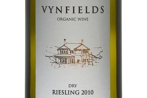 Vynfields Dry Riesling 2010, Martinborough, $26. Photo / Supplied