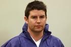 Brad Callaghan at a court appearance. Photo / Brett Phibbs