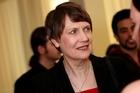 Helen Clark. Photo / Herald on Sunday
