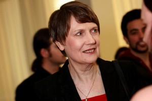 Helen Clark. Photo / Herald on Sunday