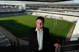 Eden Park Trust chief executive David Kennedy has taken a 'no tolerance' stance for the Boxing Day Twenty20 match. Photo / Brett Phibbs