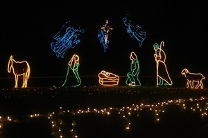 Jesus' birth still resonates 2000 years after the event. Photo / APN
