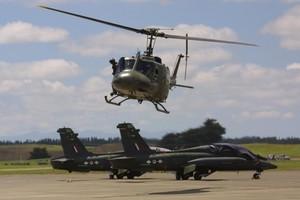 Ohakea Air Base. Photo / Greg Bowker