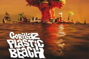 Gorillaz  Plastic Beach . Photo / Supplied