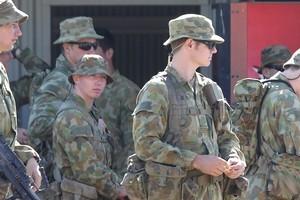 The Australian Army Barracks at Holsworthy, Sydney. Photo / Getty Images