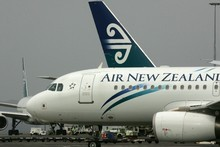 Air NZ and Virgin Blue will code share on Tasman and connecting domestic flights. File photo / Brett Phibbs