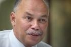 Ministry of Pacific Island Affairs chief executive Dr Colin Tukuitonga. Photo / Natalie Slade