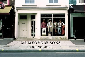 Mumford & Sons have produced one of the best albums of the year. Photo / Supplied