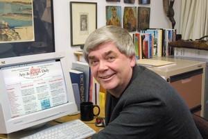 Denis Dutton. Photo / Supplied