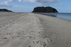 Whangamata Beach. File photo / Coastal News