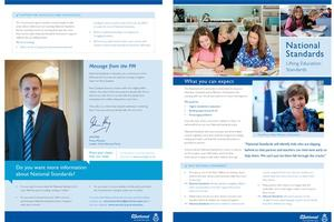 Excerpts from the National Standards leaflet. Photos / Supplied