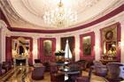 The Regina Hotel Baglioni in Rome is on the Via Veneto. Photo / Supplied