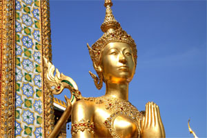Many tour companies offer package deals to Thailand taking in Bangkok's Grand Palace. Photo / Supplied
