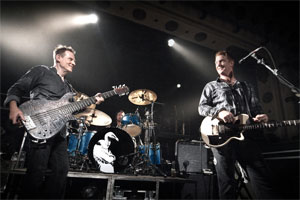 The Crooked Vultures. Photo / Supplied
