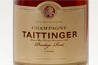 Champagne Taittinger Prestige Rose NV. Photo / Steven McNicholl