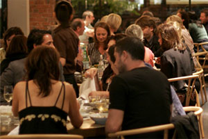 Longrain Restaurant in Melbourne. Photo / Supplied