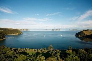Man O' War Bay. Photo / Supplied