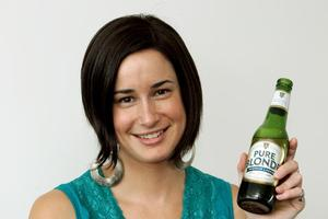 Sarah Broughton knows what she likes. Photo / Herald on Sunday