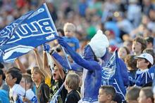Auckland supporters are notoriously fickle. Photo / Getty Images