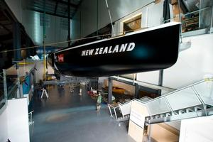 Team New Zealand can finally begin plans to move ahead. Photo / Dean Purcell