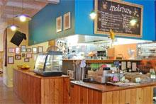 Angel Louise cafe at Raetihi. Photo / Supplied