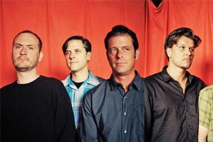 Calexico's music is a unique blend of alt-country, Latin music and Southwestern soul. Photo / Supplied