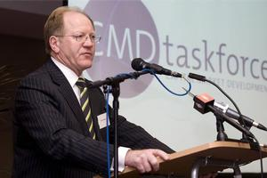 Capital Market Development Taskforce chair Rob Cameron. Photo / Mark Mitchell.