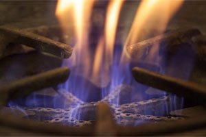 The fumes produced when cooking with gas have higher levels of potential carcinogens than those produced by electric cooking, say researchers. Photo / NZ Herald