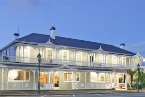 Princess Gate Hotel in Rotorua. Photo / Supplied