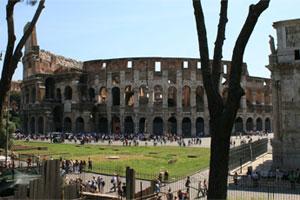 Rome. Photo / Jim Eagles