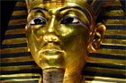 The death mask of Egypt's boy king, Tutankhamun, can be seen at the Egyptian Museum in Cairo. Photo / Wikimedia Commons image by Bjrn Christian Trrissen