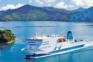 The Interisland ferry Kaitaki. Photo / Supplied