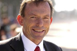 Tony Abbott is open about his own life and personal beliefs. Photo / Supplied