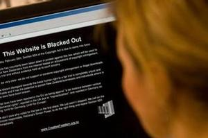 Bloggers throughout the country plan an 'internet blackout' on Monday inprotest against the bill. Photo / Richard Robinson
