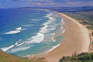 Byron Bay is the perfect place for a holiday if you're pregnant - a short flight, good weather and quality healthcare at your fingertips. Photo / Byron at Byron Bay