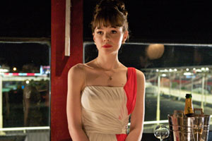 Carey Mulligan, who plays Jenny in An Education, is a nominee for the best actress award. Photo / Supplied
