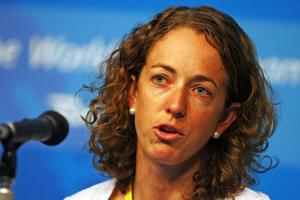 Joanne Kiesanowski. Photo / Getty Images