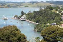 The very picturesque Mangonui Harbour. Photo / Bay Report