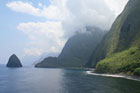 Kalaupapa Peninsula, Molokai. Photo / Jim Eagles