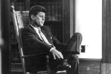 President John F. Kennedy's achievements are demeaned by the mini-series' sex scenes.