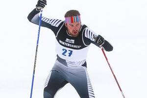 NZ cross country skier Ben Koons. Photo / Getty Images