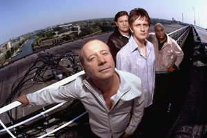 Simple Minds return to NZ for the fourth time. Photo / Supplied