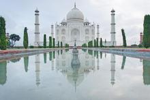 India's famous Taj Mahal. Photo / Greg Bowker