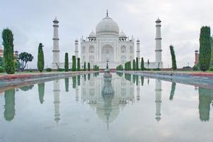 India's famous Taj Mahal. Photo / Greg Bowker